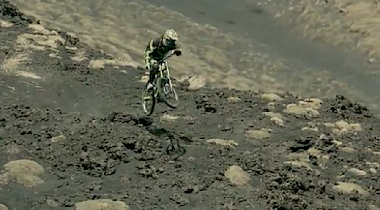 Into the Dirt of Mt. Etna