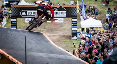 UCI DH World Cup - Mont Sainte Anne (Canada)