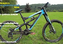 woodfanatics.de Bergamont Straitline Team 2014 Preview