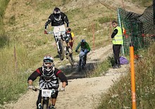 "24 Stunden Downhill ""race the night"""