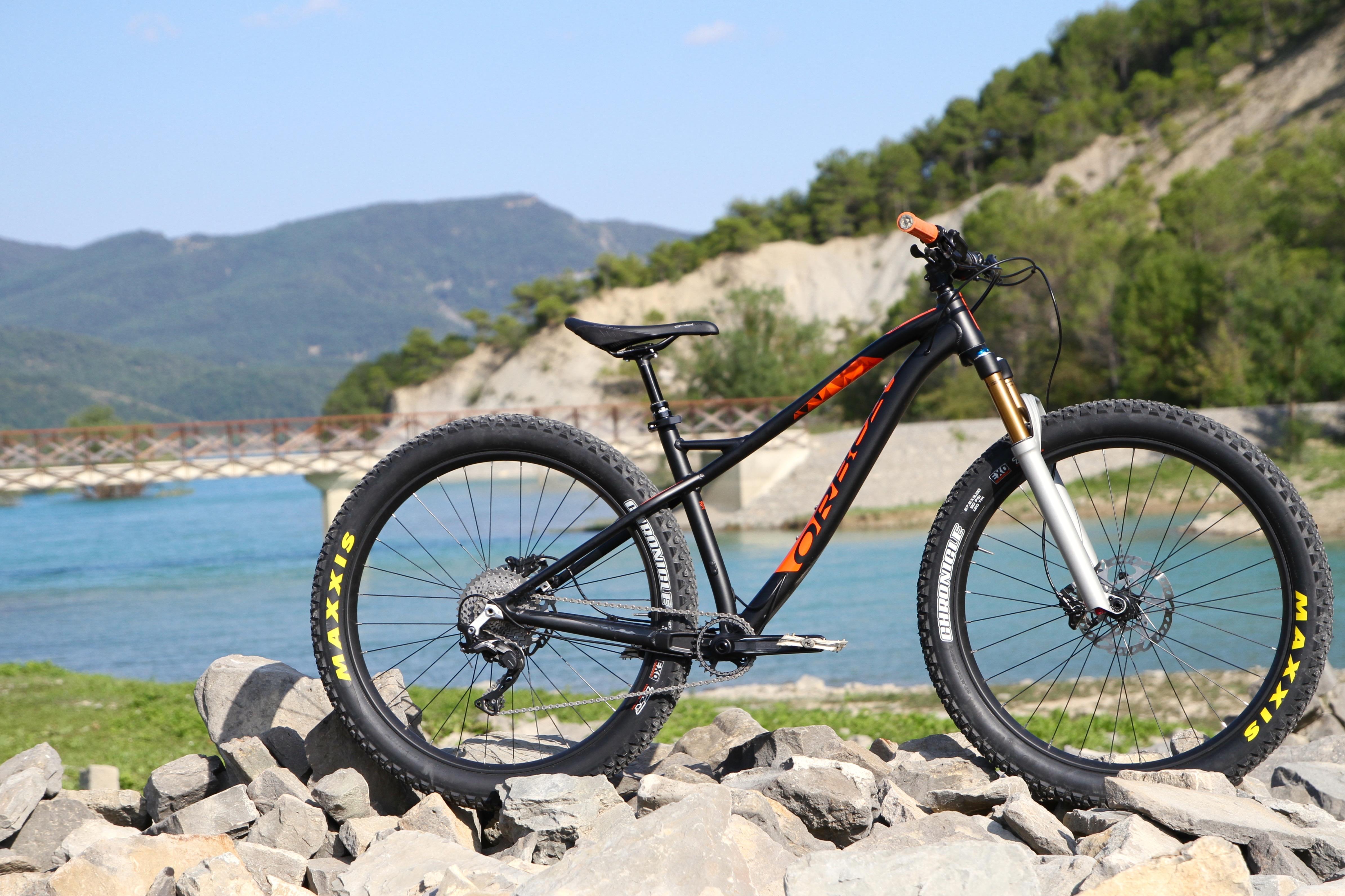 "MTB Rider: Test: ORBEA ""Loki"" – Das Einsteiger Plus Bike"