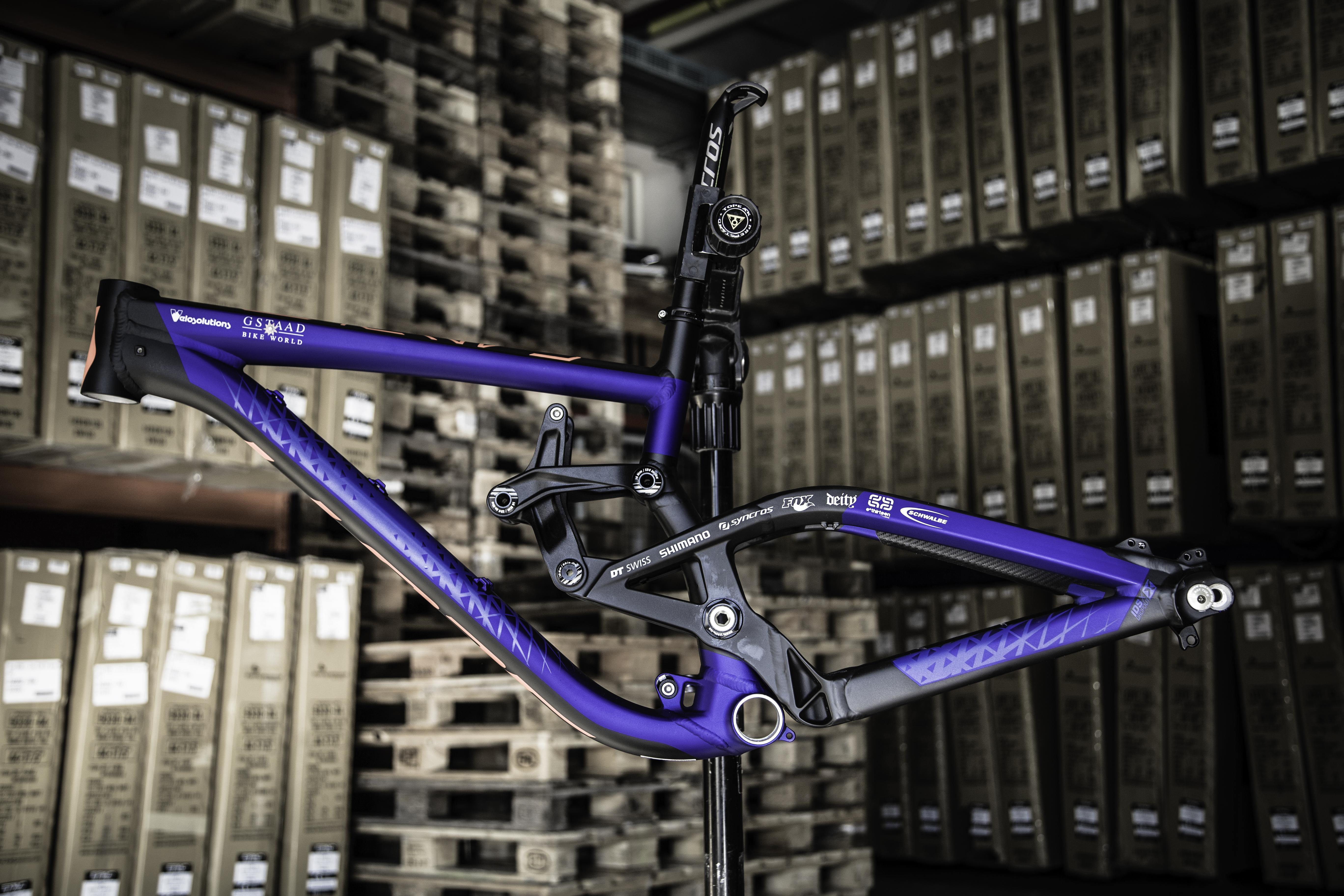 MTB Rider: SCOTT verlost Bike Rahmen für Paul B. #irideforpaul