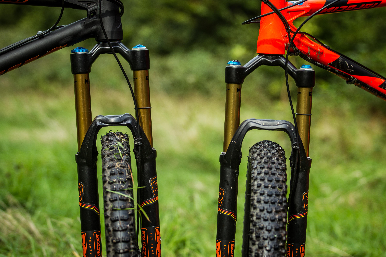MTB Rider: Größer, dicker, breiter: 27,5 Plus im Check