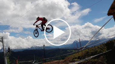 VIDEO: Les Gets Behind the Scenes mit Sam Blenkinsop