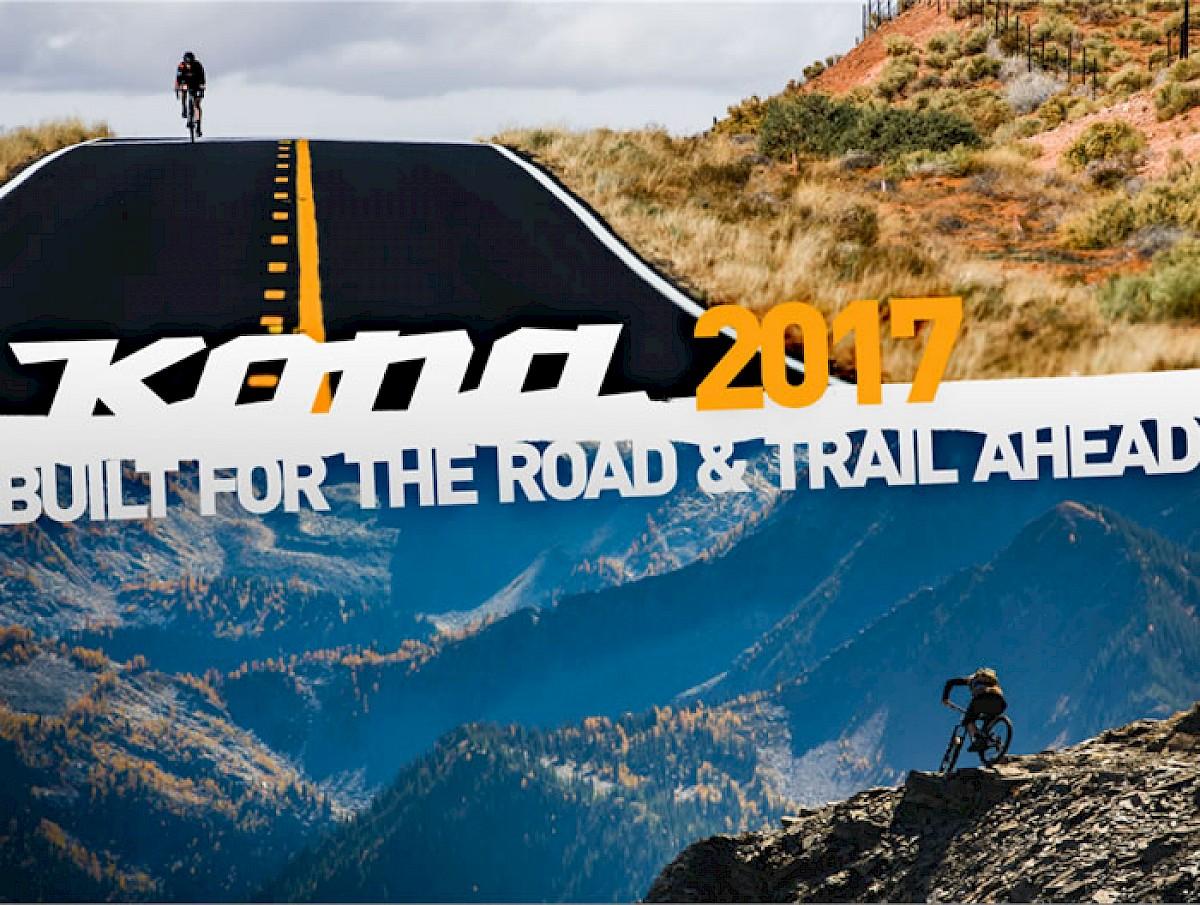 MTB Rider: KONA: Feine Bikes für 2017!