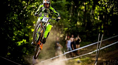 WORLDCUP: Mont Sainte Anne