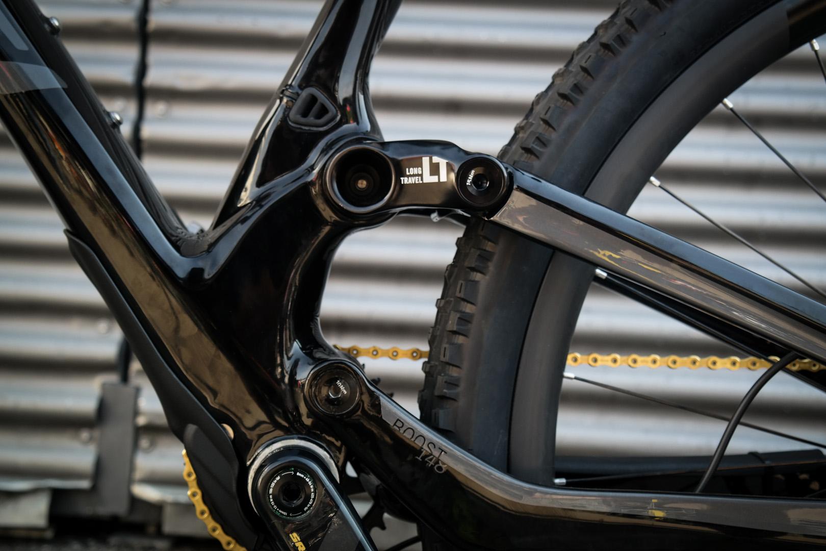 MTB Rider: Eurobike: Bold Linkin Trail LT - 29er mit voll ...