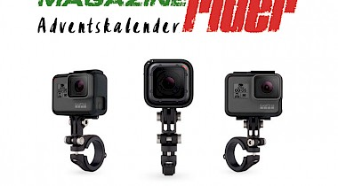 ADVENTSKALENDER TAG 10: GoPro Mount