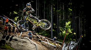 UCI Downhill Worldcup #8