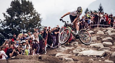 UCI MOUNTAIN BIKE WORLD CUP LIVE AUF RED BULL TV
