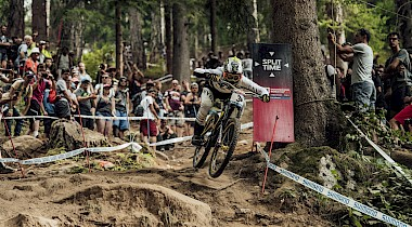 UCI DOWNHILL MOUNTAIN BIKE WELTCUP AUF RED BULL TV