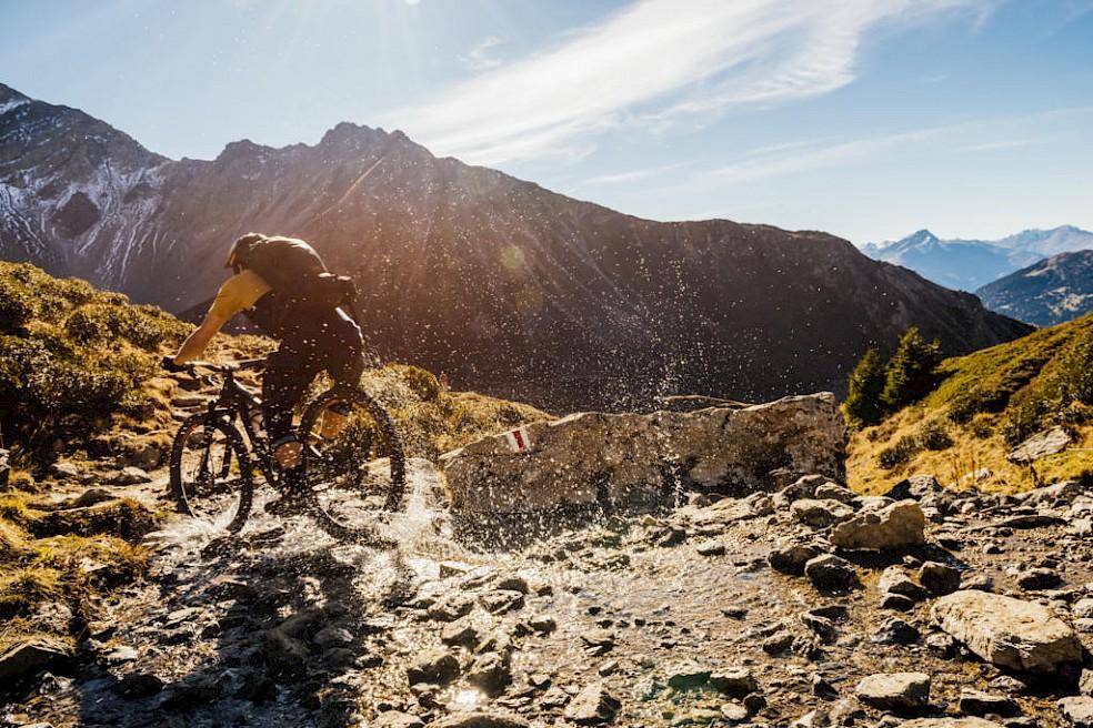 MTB Rider: Lenzerheide wird zum grossen Testgelände