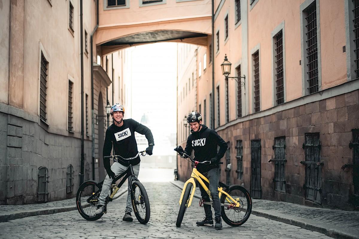 MTB Rider: Neue FALL Line von Sick! Series