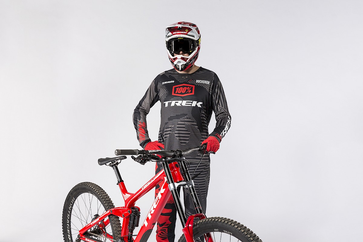 Mtb Rider Introducing Treks Neues Factory Racing Downhill Team