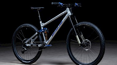 Neues Trailbike von Nicolai: Introducing the SATURN 14