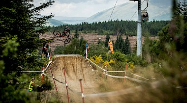 World Cup 2019 live aus Fort William – nur auf Red Bull TV