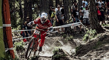 DER UCI MOUNTAIN BIKE WORLD CUP LIVE AUS LES GETS – NUR AUF RED BULL TV