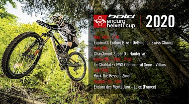 BOLD ENDURO HELVETI'CUP 2020 - 1.-2. August