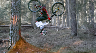 Gabriel Wibmer – Flipping Out Downhill